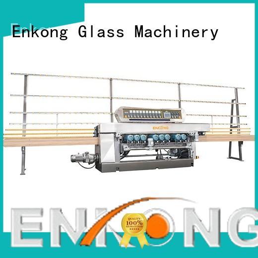 Enkong xm371 glass beveling machine for sale manufacturer