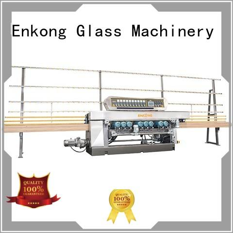 real glass beveling machine xm351 manufacturer for polishing