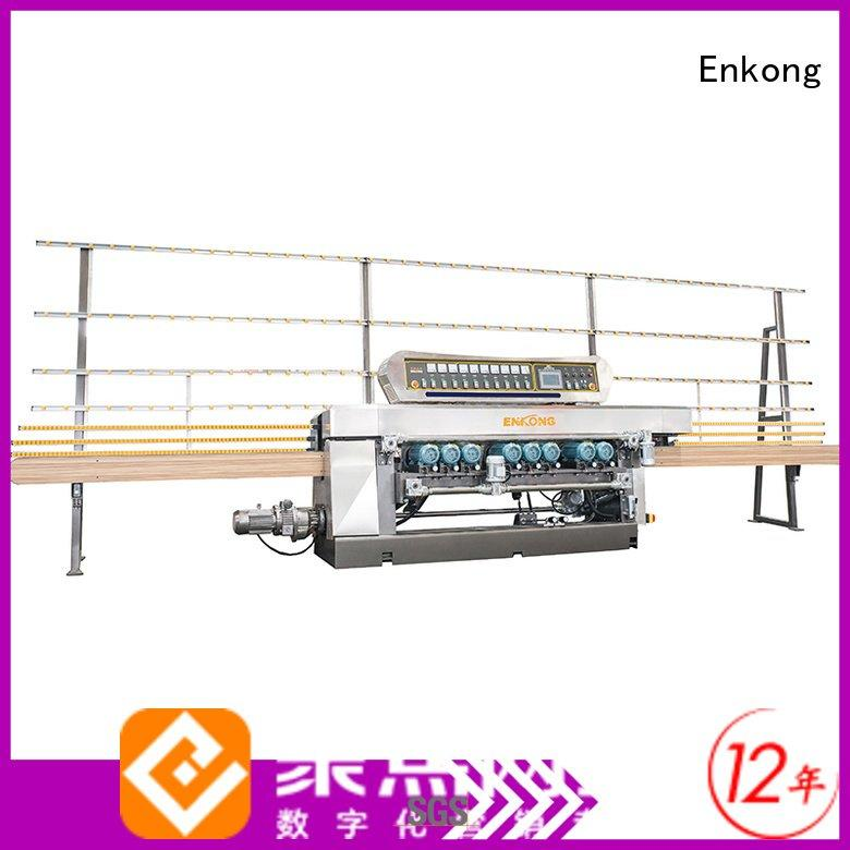 Wholesale glass glass beveling machine Enkong Brand