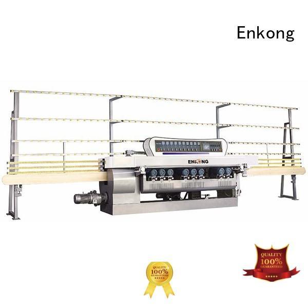 Enkong Brand beveling machine glass glass beveling machine manufacture