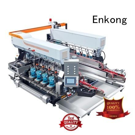 glass machine edging OEM double edger Enkong