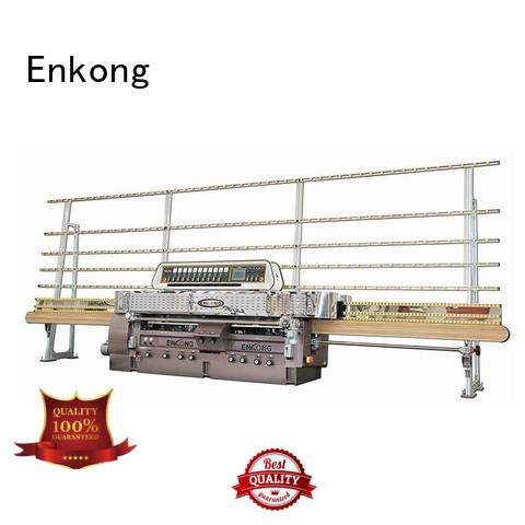 Hot machine glass machinery edging straightline Enkong Brand