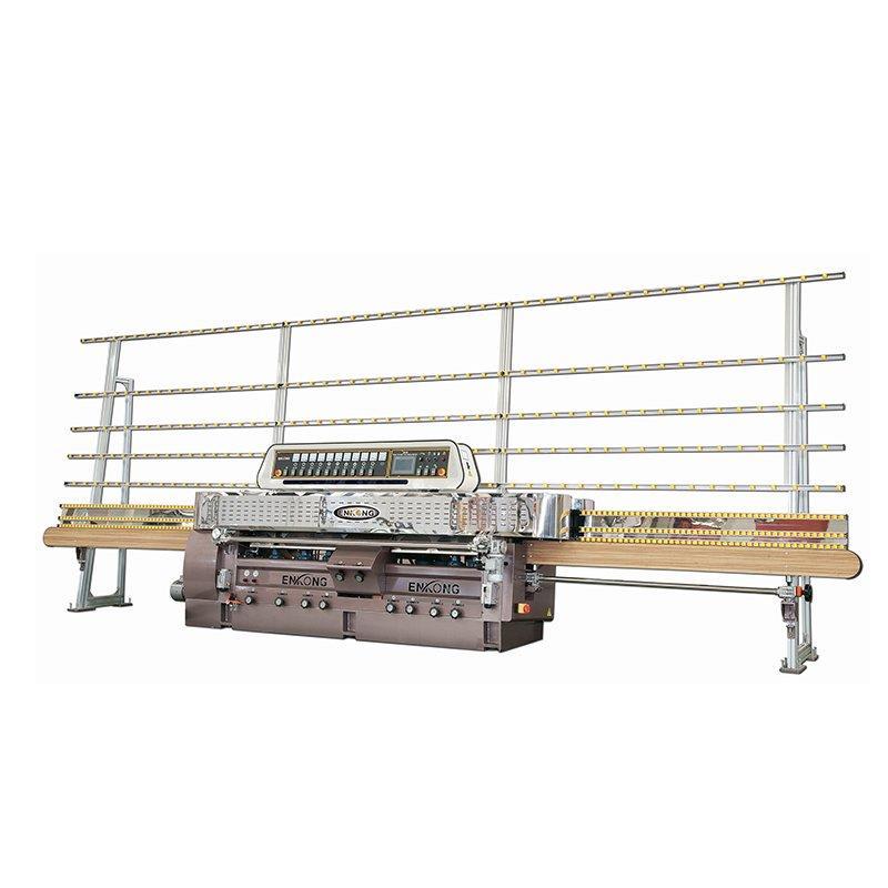 Máquina de bordes recta de vidrio ZM10W