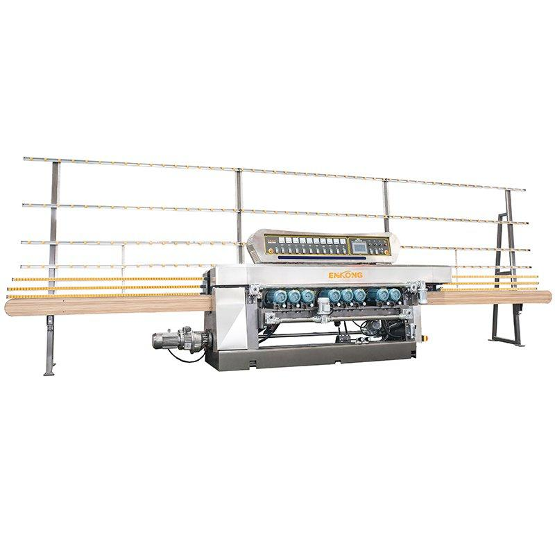 GLASS STRAIGHT-LINE BEVELING MACHINE XM351