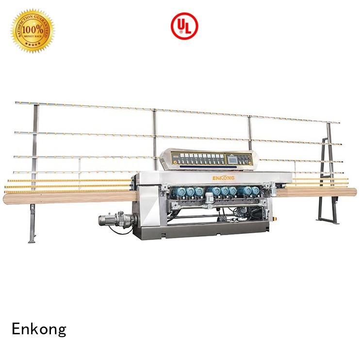 straight line straight-line glass beveling machine Enkong Brand