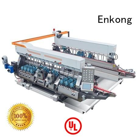 Enkong Brand straight-line glass double glass double edger