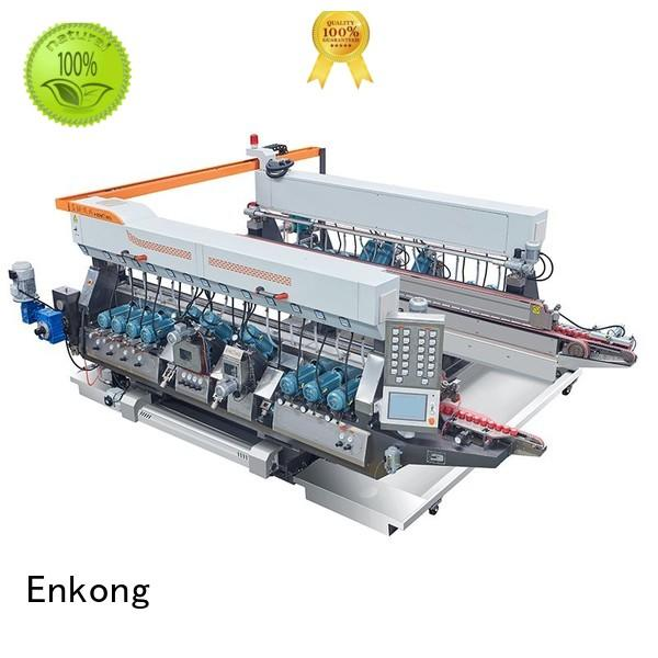 glass double edger straight-line production Warranty Enkong