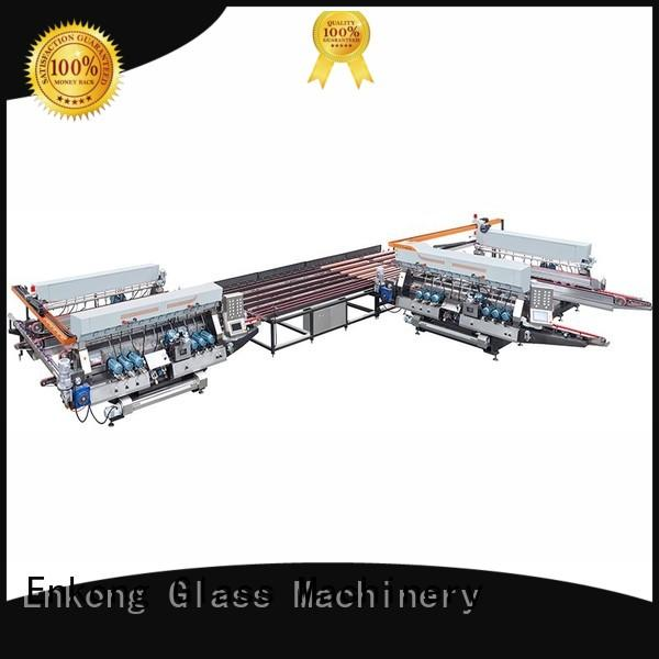 Enkong SM 22 glass double edger manufacturer for household appliances