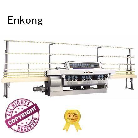machine straight-line Enkong Brand glass beveling equipment