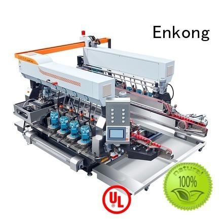 glass straight-line glass double edger line Enkong company