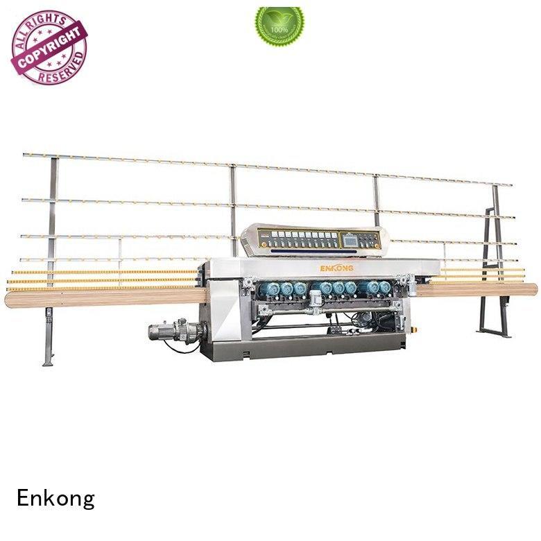 machine straight-line glass beveling machine beveling Enkong