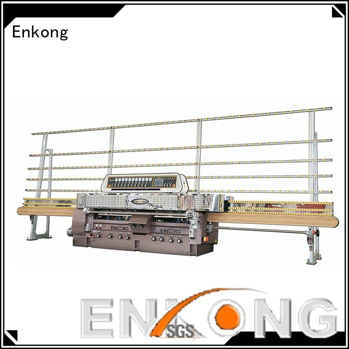 glass straight line edging machine machine Enkong Brand