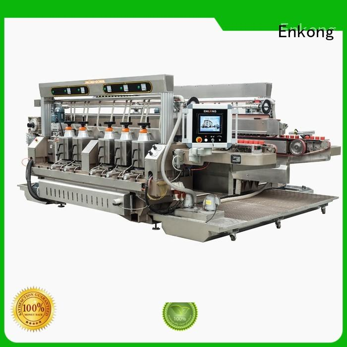 Enkong SM 26 double edger wholesale for photovoltaic panel processing