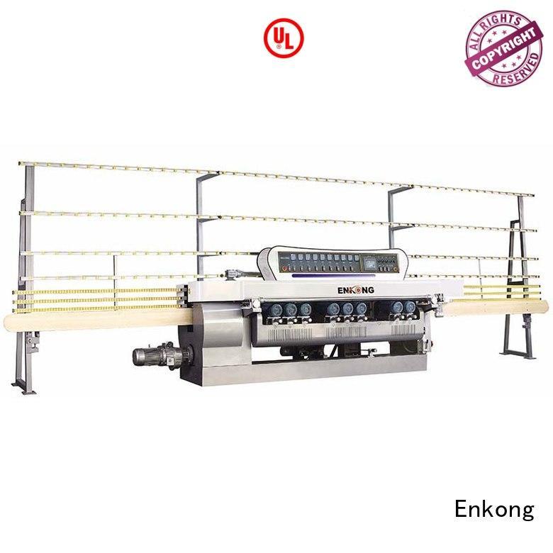Enkong Brand beveling glass beveling equipment machine supplier