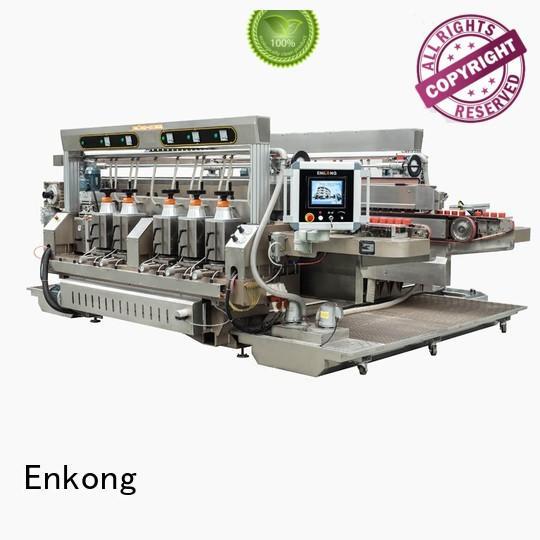 glass double edger double round Warranty Enkong