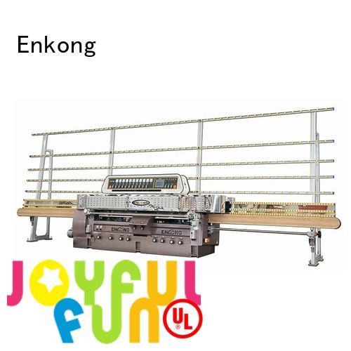 machine edging glass straight line edging machine Enkong manufacture
