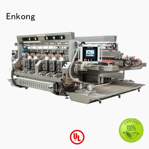 straight-line machine line glass double edger Enkong Brand