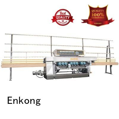Hot straight line glass beveling machine glass straight-line Enkong Brand