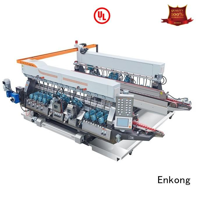 glass machine glass double edger Enkong manufacture