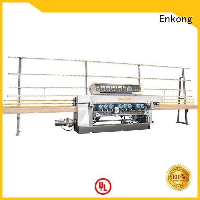 Enkong cost-effective glass beveling machine for sale series