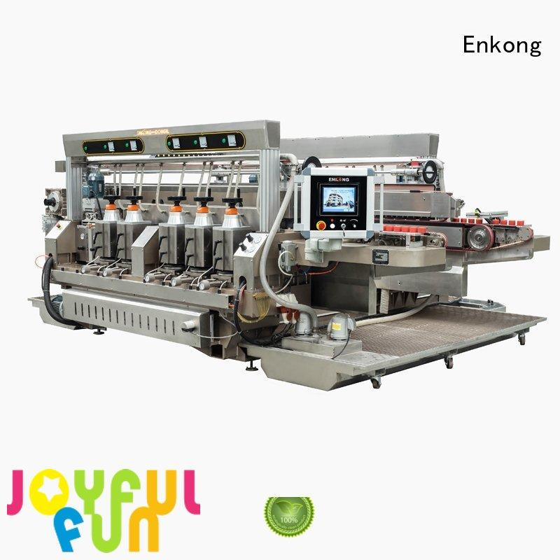 straight-line line double edger machine Enkong company