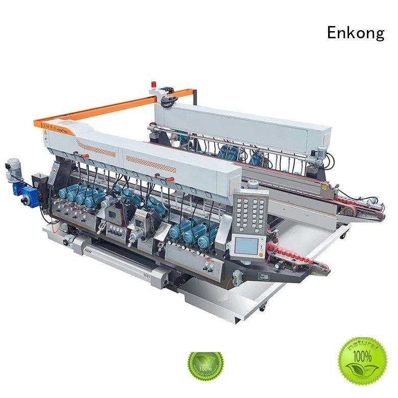 glass double edger glass line Warranty Enkong