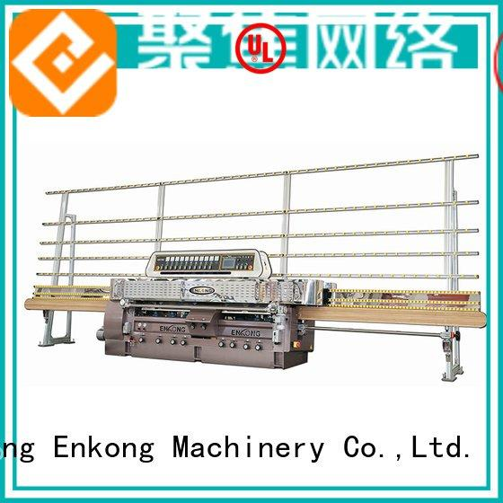 straightline glass Enkong glass straight line edging machine