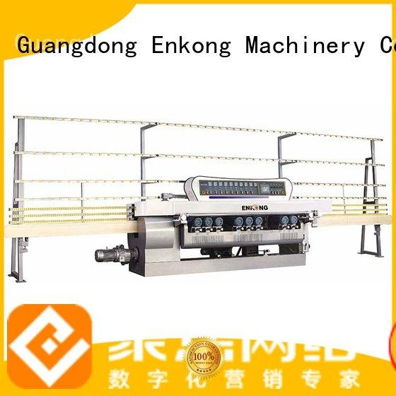 Enkong Brand machine glass beveling machine