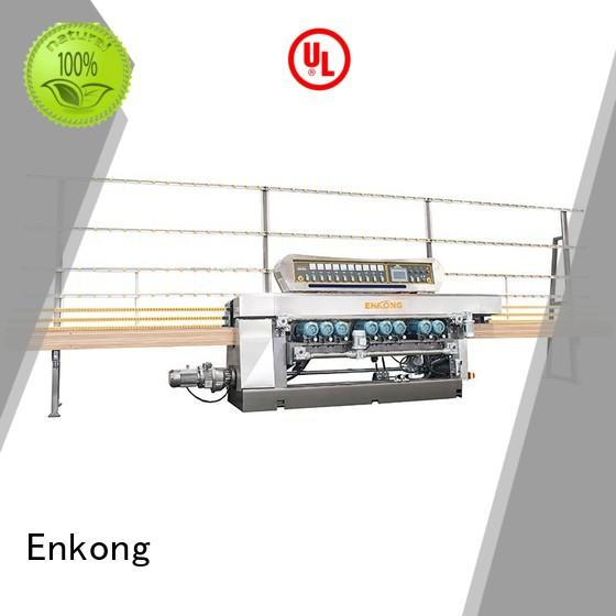 xm371 glass beveling machine factory direct supply for glass processing Enkong
