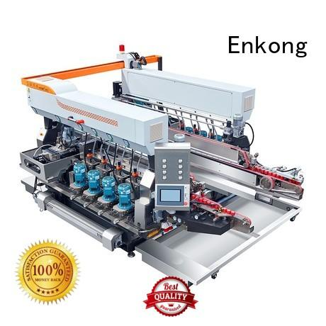 Hot double glass double edger production Enkong Brand