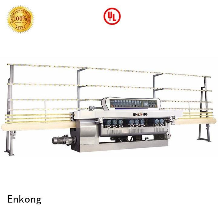 glass beveling glass beveling machine machine Enkong company