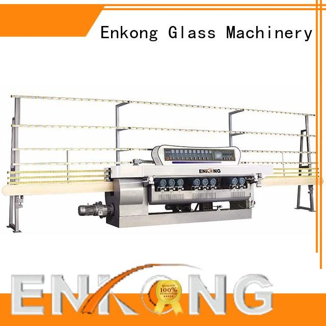 xm363a glass beveling machine price xm371 for polishing Enkong