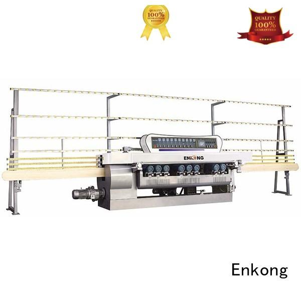 Enkong Brand machine straight-line glass glass beveling equipment