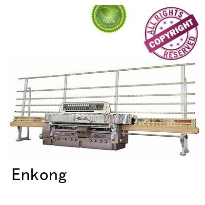 edging glass machine glass straight line edging machine Enkong manufacture