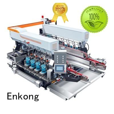 straight-line glass double edger Enkong Brand