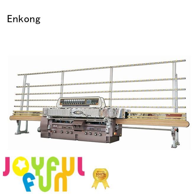 Hot glass machinery edging Enkong Brand