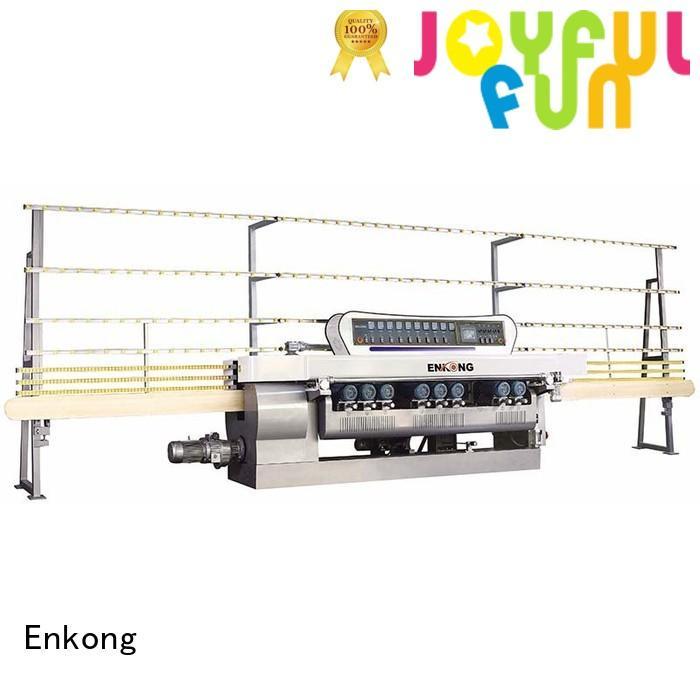 beveling straight line glass beveling equipment Enkong Brand