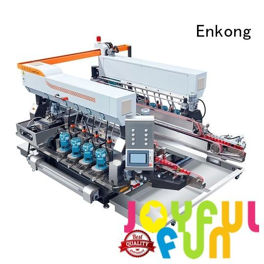 Quality Enkong Brand line glass double edger
