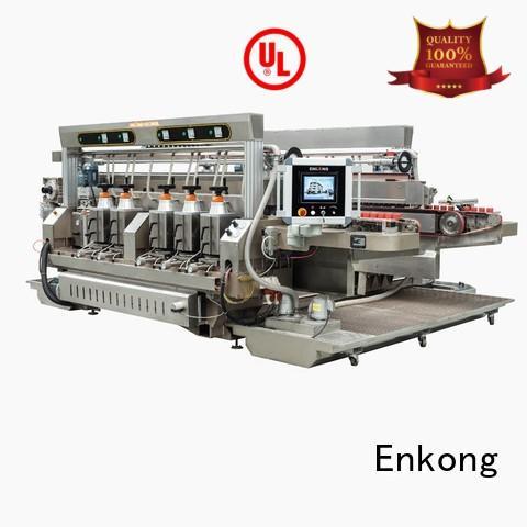 Enkong Brand straight-line line double edger machine factory