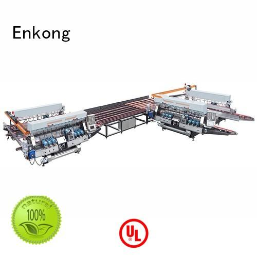glass machine double edger round Enkong Brand