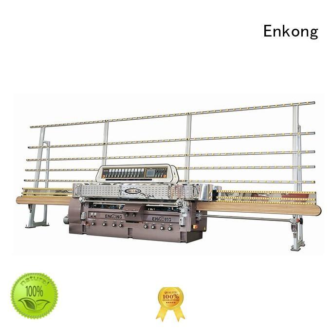 glass straightline glass machinery Enkong Brand