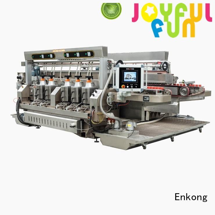 line edging Enkong Brand glass double edger