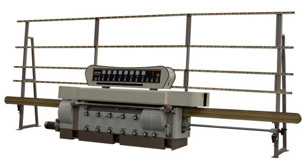 glass edge grinding machine