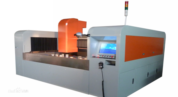 Automatic special-shaped glass edging machine