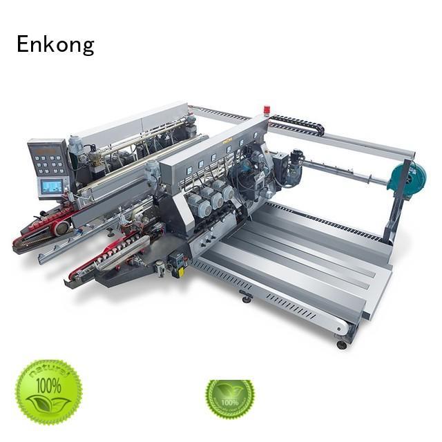 Custom straight-line line double edger Enkong production