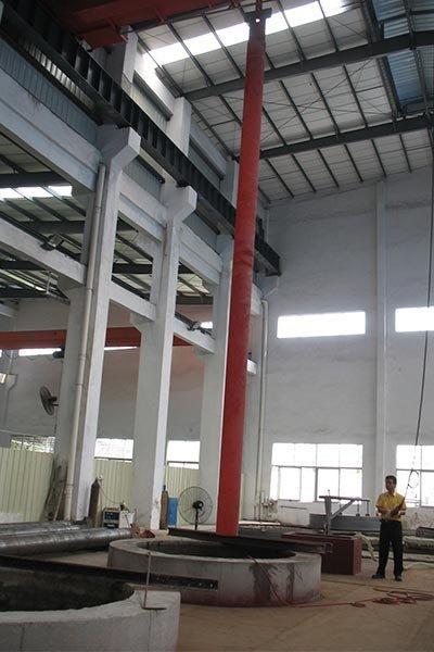 Heat treatment processing