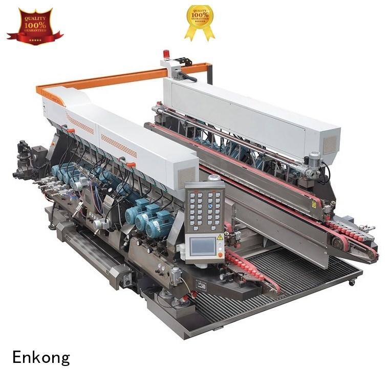 machine production double glass double edger Enkong manufacture