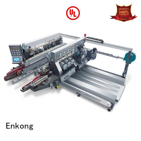 Wholesale machine glass double edger Enkong Brand