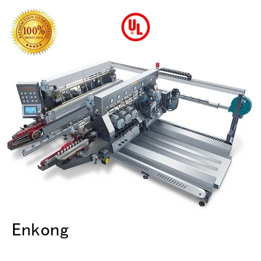 production Custom speed double double edger Enkong line