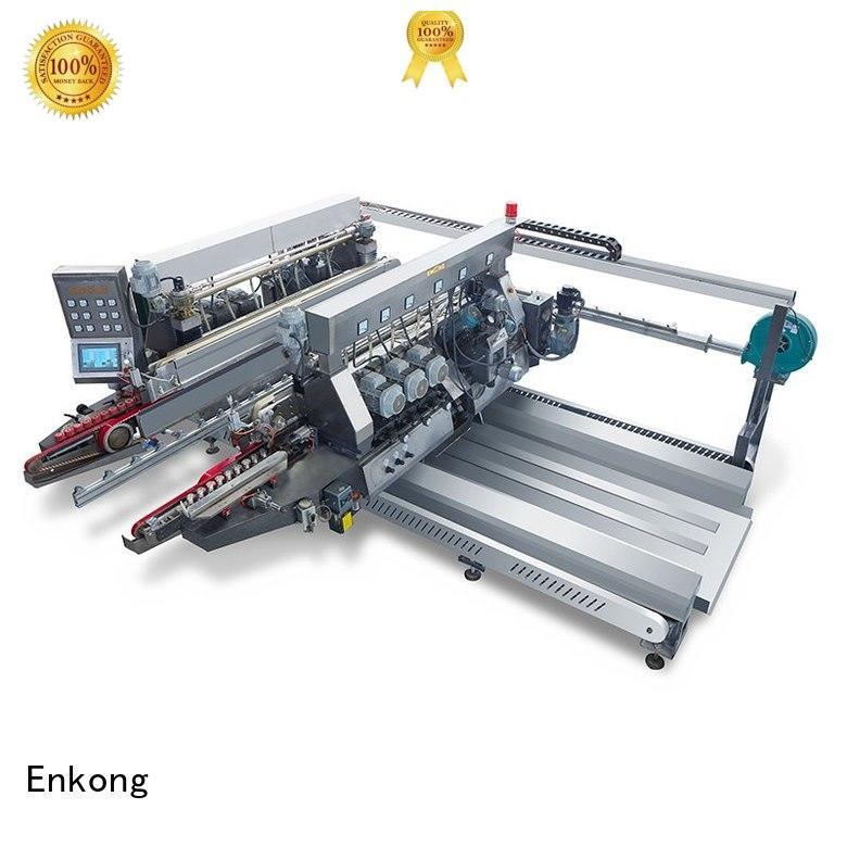 speed Custom glass double edger double Enkong